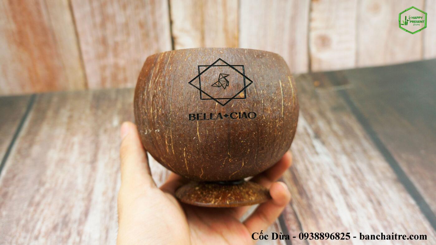 chén gáo dừa