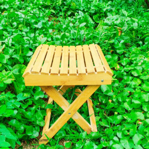 ghế bằng tre
